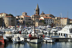 Alghero Royalty Free Stock Images