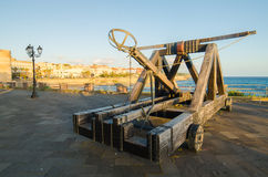 Alghero, ilha de Sardinia, Itália Imagem de Stock