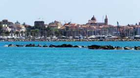 Alghero landscape Royalty Free Stock Photography