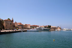 Alghero Marina. Royalty Free Stock Images