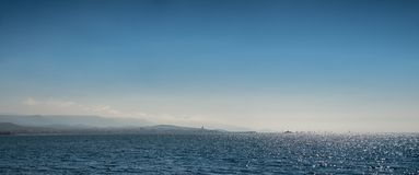 Alghero na Sardinia obrazy royalty free