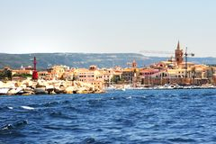 Alghero, Sardinia Stock Photos