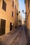 Alghero Sardinia Royaltyfri Fotografi
