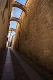 Alghero Sardinia Royaltyfria Bilder