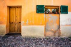 Alghero Sardinia Royaltyfri Bild