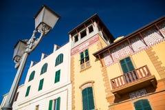 Alghero Sardinia Royaltyfri Foto