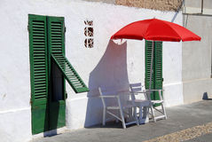 Alghero, Sardinia, Italy Fotografia de Stock