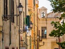 Alghero, Sardinia, Italy Royalty Free Stock Photography
