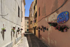 Alghero, Sardinia, Italy Royalty Free Stock Photography