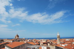 Alghero, Sardinia - Italy Royalty Free Stock Images