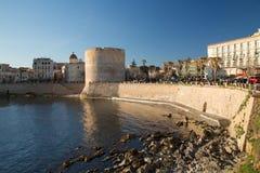 Alghero, Sardinia Royalty Free Stock Photos