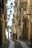 Alghero - Sardinien - Italien Lizenzfreies Stockbild