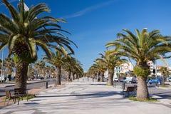 Alghero, Sardinige Stock Foto