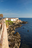 Alghero, Sardinige Stock Foto's