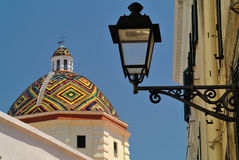 Alghero, Sardinige, Italië Royalty-vrije Stock Afbeeldingen