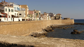 Alghero Stock Photo