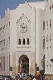 Algiers. La grande poste square in Algiers, Algeria stock image