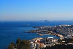 Algiers, capital city of Algeria Stock Photo