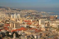 Algiers huvudstad av Algeriet Royaltyfria Bilder