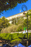 Algiers university Royalty Free Stock Photo