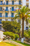 Algiers. View of Algiers, the capital city of Algeria royalty free stock images