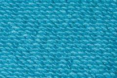 Algodão azul fotografia de stock