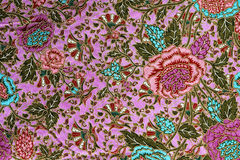 Algodão dos sarongues Fotos de Stock Royalty Free