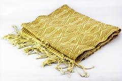 Algodão tecido em Tailândia Imagens de Stock Royalty Free