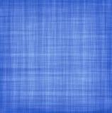 Algodón azul Imagen de archivo libre de regalías