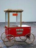 Algodón del caramelo foto de archivo libre de regalías