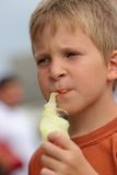 Algodón del caramelo Fotografía de archivo libre de regalías