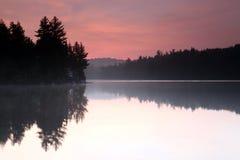 algonquin ανατολή Στοκ φωτογραφίες με δικαίωμα ελεύθερης χρήσης