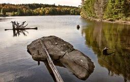 Algonquin πάρκο Muskoka Οντάριο Στοκ εικόνα με δικαίωμα ελεύθερης χρήσης