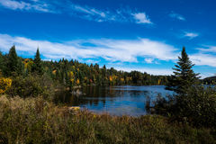 Algonquin lake Stock Photos