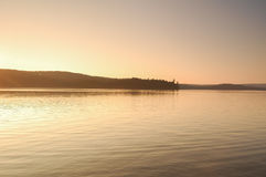 Algonquin Park Sunset Royalty Free Stock Image