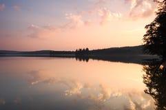Algonquin Parkowy wschód słońca Zdjęcia Royalty Free