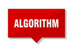 Algorithmus-Preis lizenzfreie abbildung