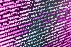 Algoritmo abstracto programado del flujo de trabajo imagenes de archivo
