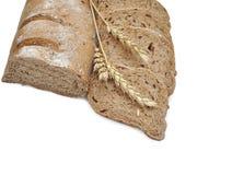 Algún pan y oídos Foto de archivo libre de regalías