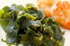 algue de salade photo stock