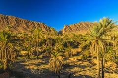 Alguentra canyon Stock Photography