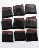 Algum bombom do chocolate foto de stock royalty free