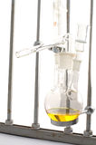 Algum equipamento químico Imagem de Stock