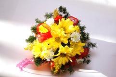 Algumas flores Fotografia de Stock Royalty Free