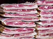 Algumas partes de carne de porco foto de stock royalty free
