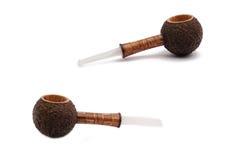 Algumas tubulações de tabaco Fotos de Stock