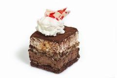 Algunas clases de tortas y de galletas Imagenes de archivo