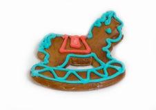 Algunas clases de tortas y de galletas Fotos de archivo libres de regalías