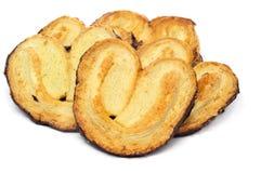 Algunos palmeras, pasteles más con muchas palmas españoles Imágenes de archivo libres de regalías