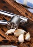 Alguns bulbos do garli imagem de stock